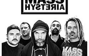 Concert Mass Hysteria et Feed The Cat