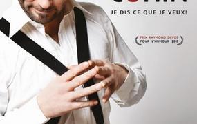 Spectacle Dîner spectacle du nouvel an: Mathieu Cohin