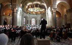 Concert Mendelssohn Bruckner Schubert