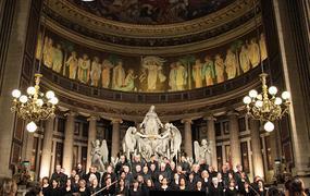 Messe du Couronnement / Symphonie Concertante de Mozart