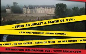 Spectacle Meurtre au Château