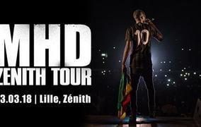 Concert MHD - Zénith de Lille