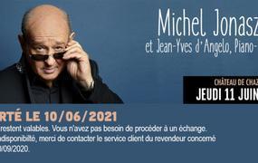Concert Michel Jonasz Et Jean-yves D'angelo - Report