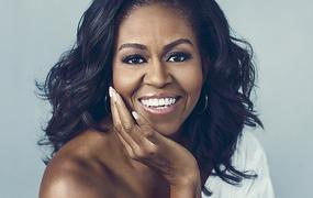 Spectacle Michelle Obama - Devenir