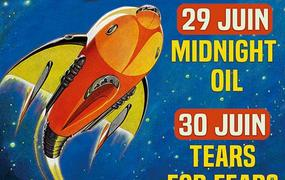 Concert Midnight oil