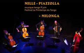 Spectacle Mille - Piazzolla