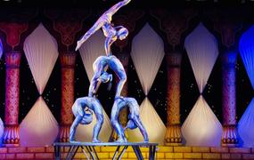 Spectacle Mobius - Compagnie Xy