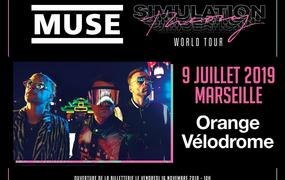 Concert Muse - Simulation Theory World Tour