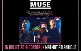 Concert Muse - Simulation Theroy World Tour