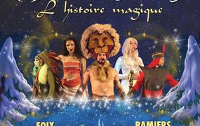 Spectacle Musical Comedy - L'histoire magique - Pamiers (09)