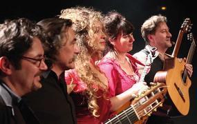 Concert Natacha & Nuits De Princes - Soiree Russe