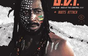Concert Nazamba meets O.B.F et Roots Attack (Get Up Session #25)