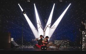 Spectacle Nino & les rêves volés, dans le cadre de Ratatam !