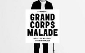 Concert Nuits Du Sud- Grand Corps Malade et Synapson