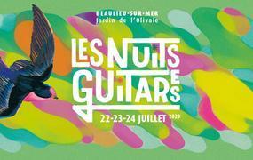 Concert Nuits Guitares 2020