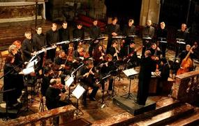 Concert Les Passions - Orchestre Baroque