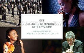 Concert Orchestre Symphonique De Bretagne