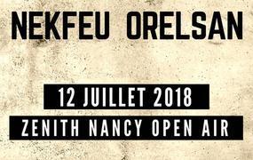Concert Orelsan + Nekfeu