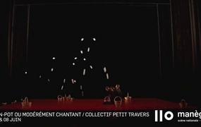 Spectacle Pan-pot ou modérément chantant / Collectif Petit Travers