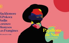 Concert Papillons de Nuit 2020 Pass 3 jours