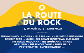 Concert Pass 3j : Etienne Daho + Patti Smith + Phoenix à Saint Pere du 17 au 19 août 2018