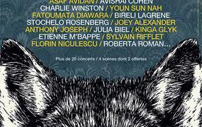 Concert PASS rouge 2 jours - Wolfi Jazz