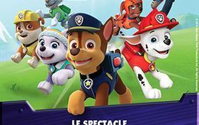 Spectacle Pat'patrouille - Le Spectacle ! La Pat'patrouille A La Rescousse