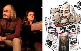 Concert Patrice Mercier Au FLF