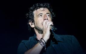 Concert Patrick Bruel - report date juin