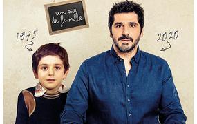 Concert Patrick Fiori - Un Air de Famille