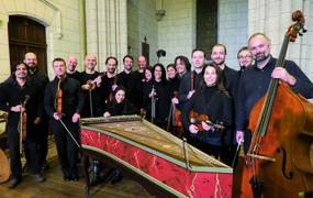 Concert Philippe Jaroussky - Ensemble Artaserse