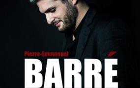 Spectacle Pierre-Emmanuel BARRE - Nouveau Spectacle