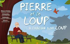 Spectacle Pierre Et Le Loup, à chacun son Loup