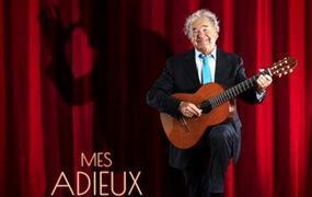 Concert Pierre Perret Mes Adieux Provisoires