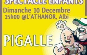 Concert Pigalle Spectacle Enfants