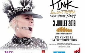 Concert Pink - Beautiful Trauma