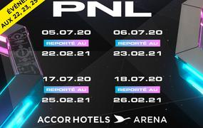 Concert PNL report