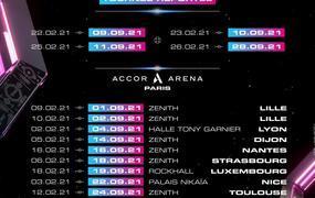 Concert PNL - report