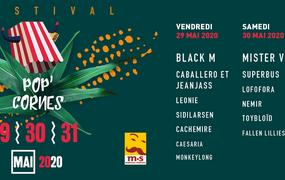Pop Cornes Festival 2020