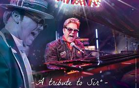 Concert Pop Legends : The Rocket Man