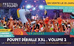 Concert Poupet déraille XXL volume 2