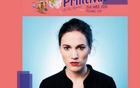 Concert Printival Boby Lapointe - Clara Ysé