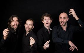 Concert Quatuor A'DAM