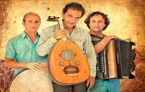 Concert Rabih Abou-Khalil Trio
