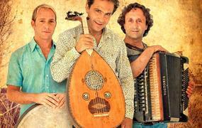 Concert Rahib Abou-Khalil trio - Jazz oriental métissé.