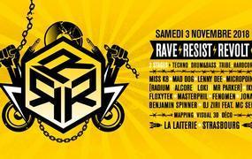 Concert Rave   Resist   Revolt