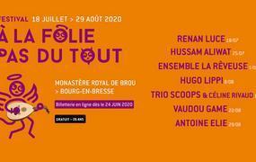 Concert Renan Luce Quartet