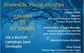 Concert Requiem de Fauré