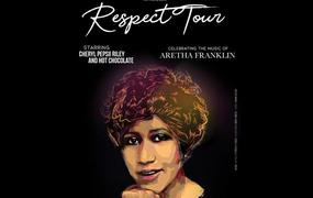 Concert Respect Tour Tribute To Aretha Franklin