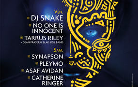 Concert Pass Dj Snake + Synapson